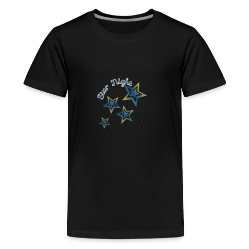 Star - Camiseta premium adolescente