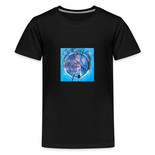 fornite skin - Premium T-skjorte for tenåringer