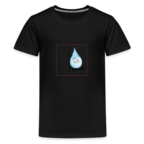 montage goutte - T-shirt Premium Ado