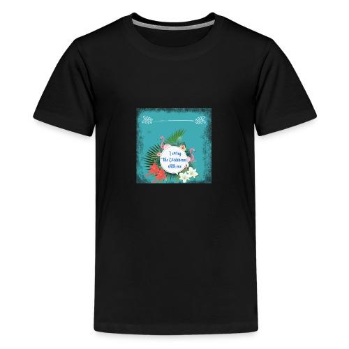 The caribean inside - Camiseta premium adolescente