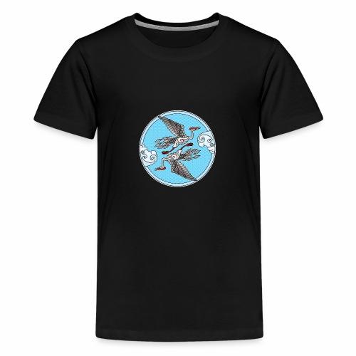Schwaene - Teenager Premium T-Shirt