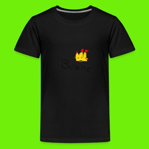 King Bueno Classic Merch - Teenage Premium T-Shirt