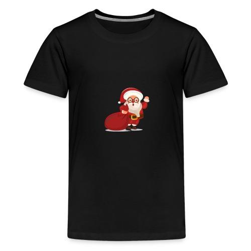 Christmas 02 - T-shirt Premium Ado