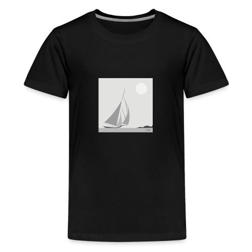 voilier - T-shirt Premium Ado