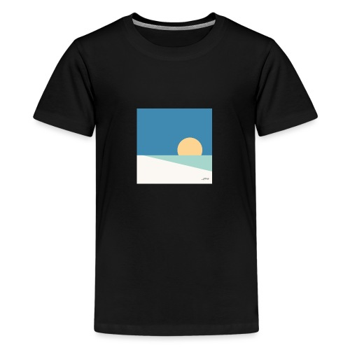 Fiji - Teenage Premium T-Shirt