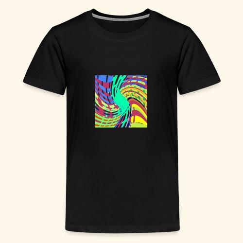 Coperta artistica - Maglietta Premium per ragazzi