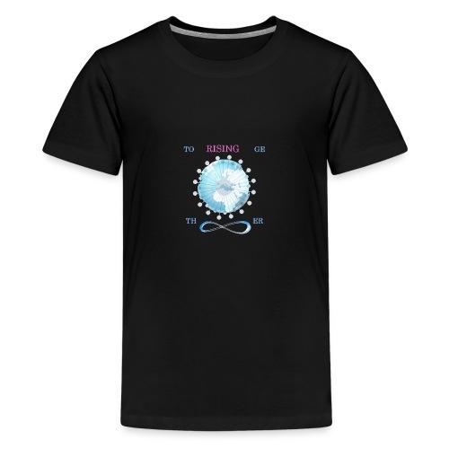 together earth rising new - Camiseta premium adolescente