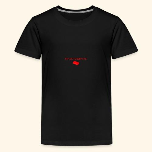 Valentinstag Pärchen Liebe Paar Valentins Tag - Teenager Premium T-Shirt