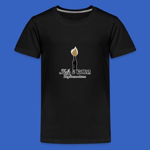 Kola und Korn - Teenager Premium T-Shirt