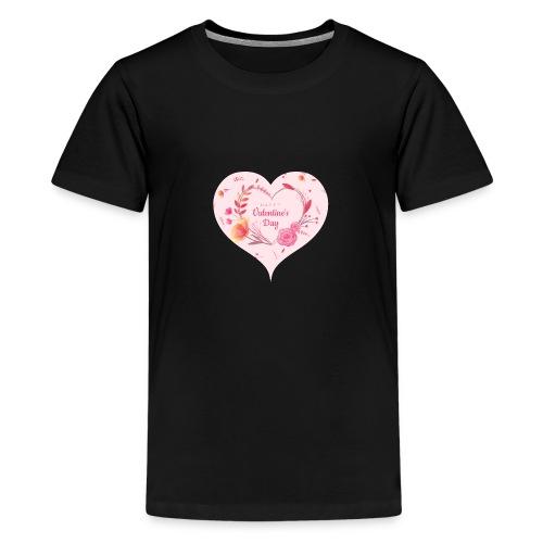 Happy Valentinesday - Teenager Premium T-Shirt