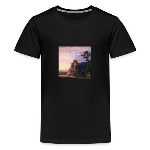 Cover: The New Testament 2.0 - Teenage Premium T-Shirt