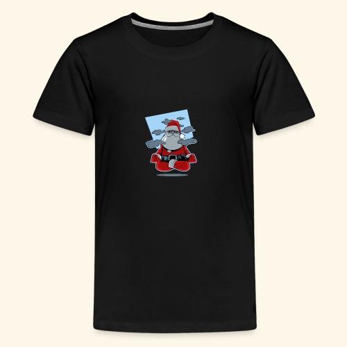 Papa Noël zen - T-shirt Premium Ado