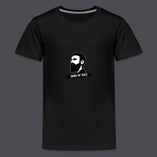SoB - Premium-T-shirt tonåring