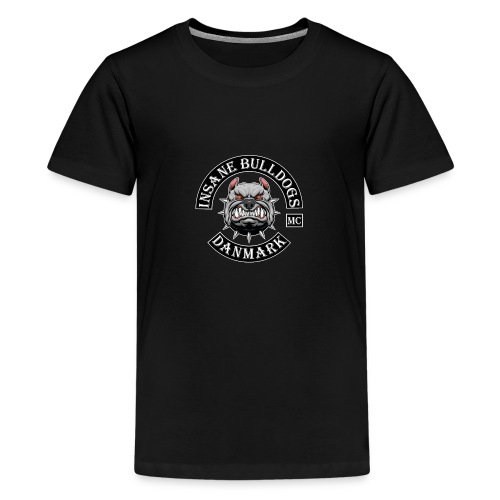 INSANE BULLDOGS MC - Teenager premium T-shirt