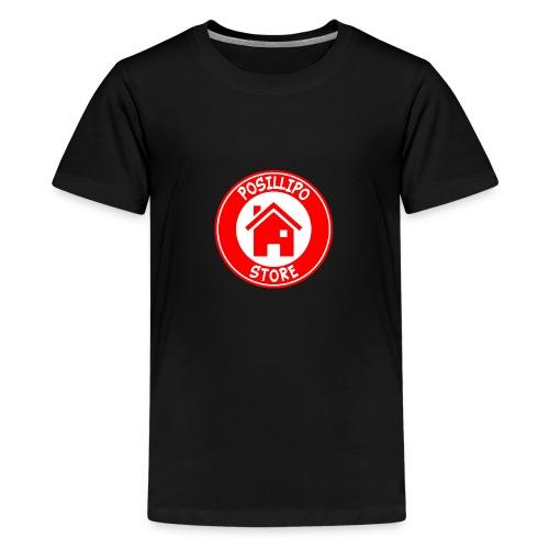 Posillipo Store - Maglietta Premium per ragazzi