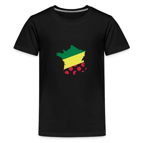 Tour de France - Teenager Premium T-Shirt