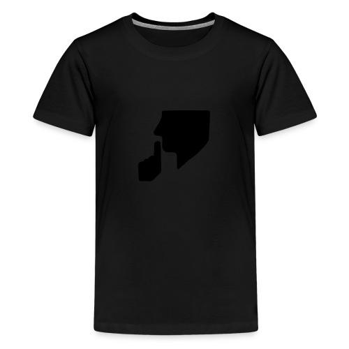 schh - Teenager premium T-shirt