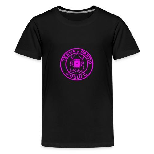 TP-neo - Teinien premium t-paita