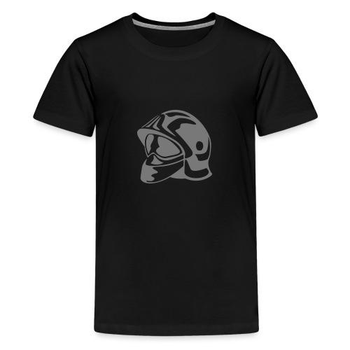 casque_pompier - T-shirt Premium Ado