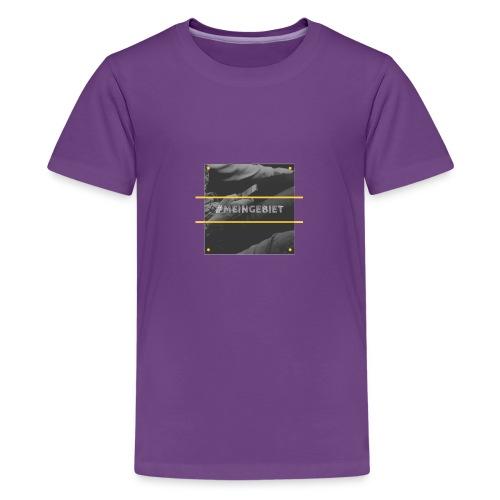 MeinGebiet - Teenager Premium T-Shirt