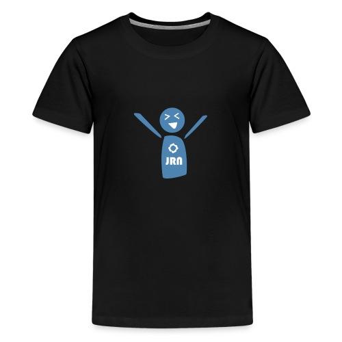 JR Mascot - Teenage Premium T-Shirt