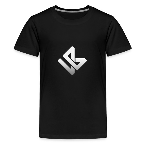 vintage boy logo - Teenager Premium T-shirt