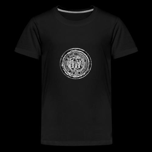 Tempora mutantur nos et mutamur in illis (black - Teenager Premium T-Shirt