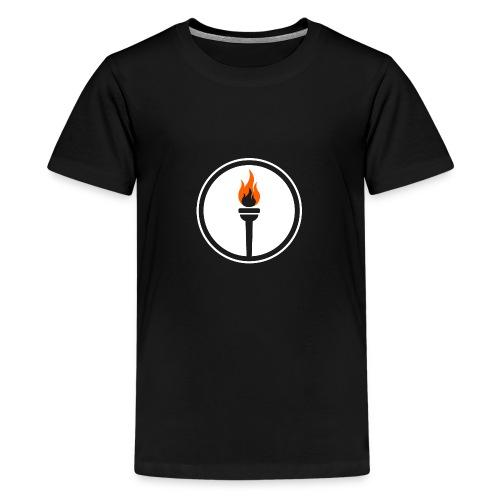 Une génération qui se lève - minimaliste - T-shirt Premium Ado