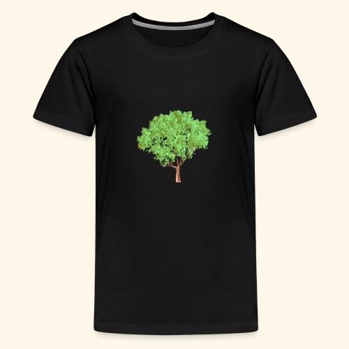 baum 3 - Teenager Premium T-Shirt