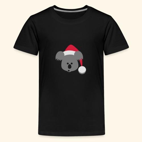 Koala Design Nikoalaus - Teenager Premium T-Shirt