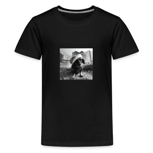 Minister Dog - Teenager Premium T-Shirt