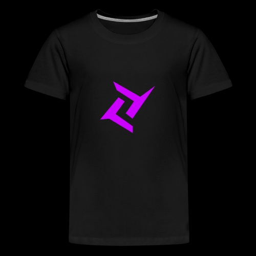 New logo png - Teenager Premium T-shirt