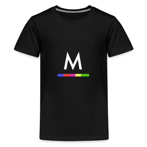 Metro - Camiseta premium adolescente
