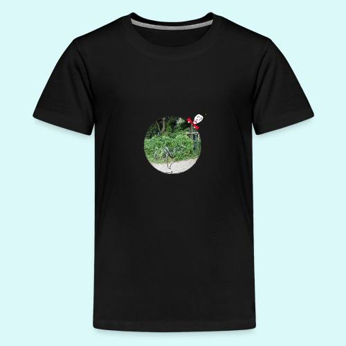 mapemonde clown - T-shirt Premium Ado