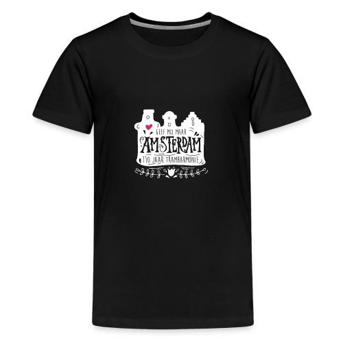 Geef mij maar Amsterdam - Teenager Premium T-shirt