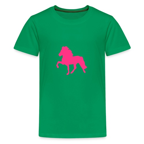 Tölter - Teenager Premium T-Shirt