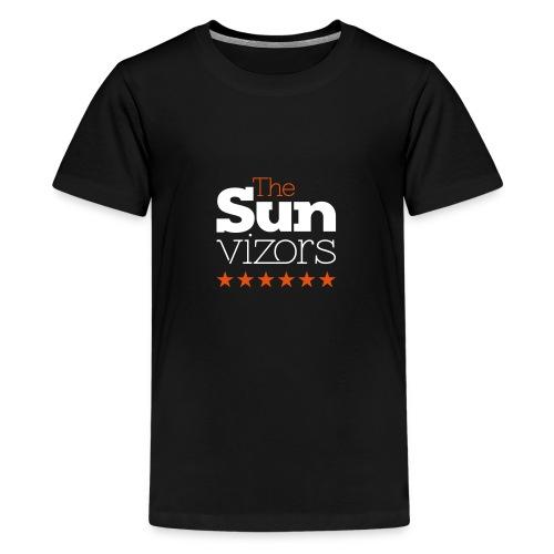 Marquage logo_TheSunvizors - T-shirt Premium Ado