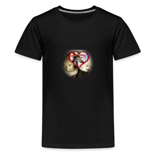 mercymission - Premium-T-shirt tonåring