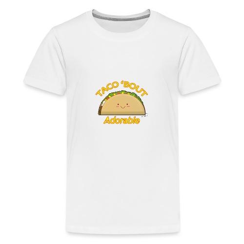 taco - Maglietta Premium per ragazzi