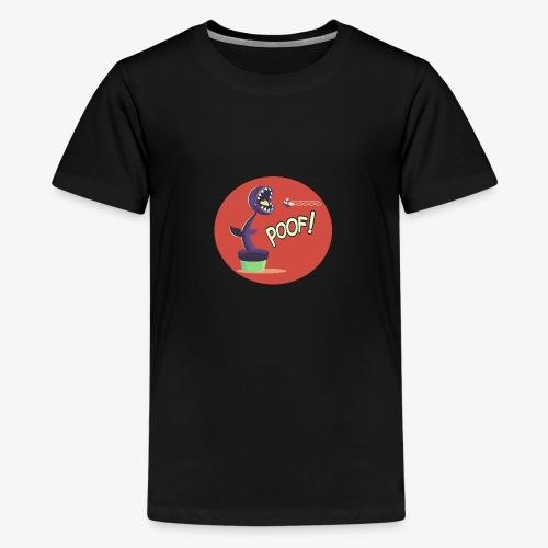 Serie animados de los 80's - Camiseta premium adolescente