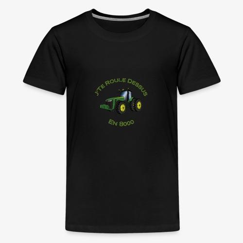 JD 8000 - T-shirt Premium Ado
