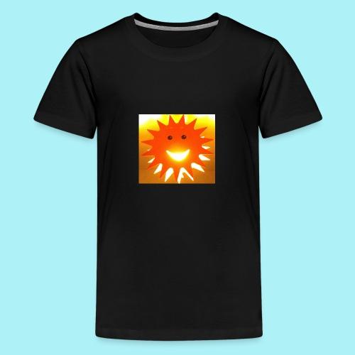 Soleil Souriant - T-shirt Premium Ado