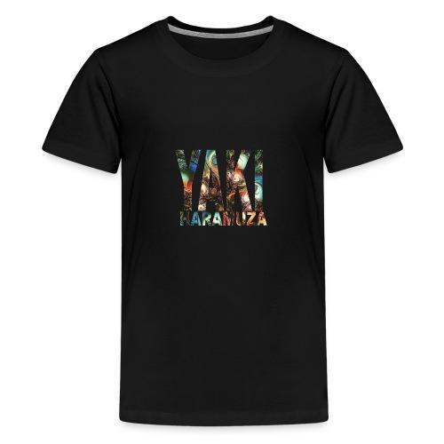 YAKI HARAMUZA BASIC HERR - Premium-T-shirt tonåring