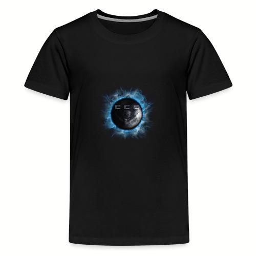 No Turning Back - T-shirt Premium Ado