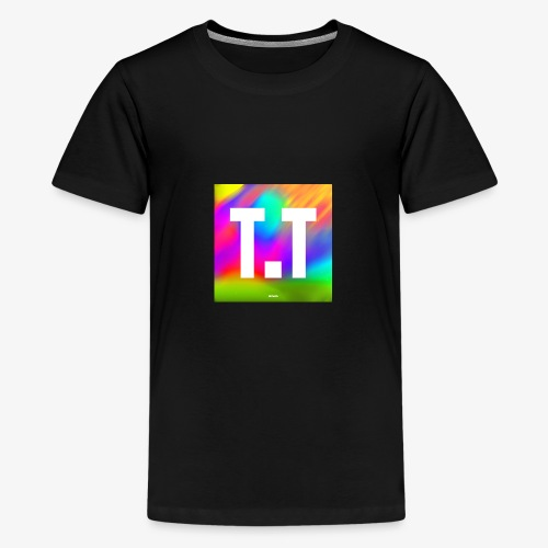 T.T #01 - Teenager Premium T-Shirt
