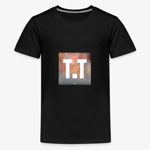 T.T #02 - Teenager Premium T-Shirt