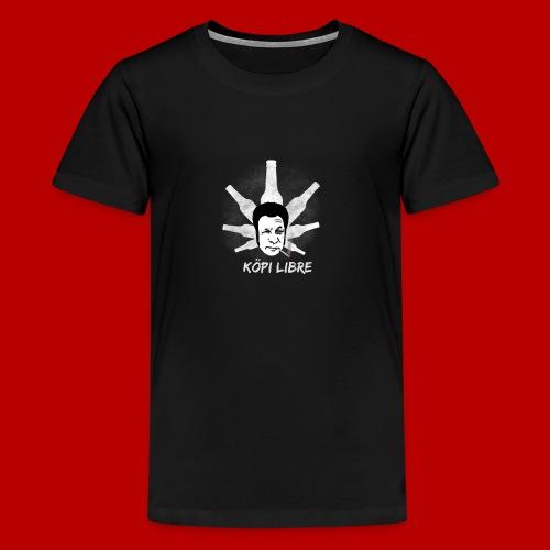 Jorge Edition - Teenager Premium T-Shirt