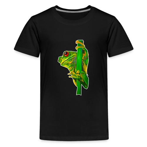 FROGGY - Teenager Premium T-Shirt