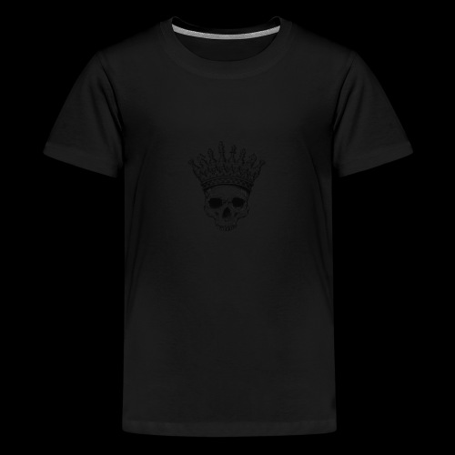Heavy lies the Crown - Teenager Premium T-Shirt