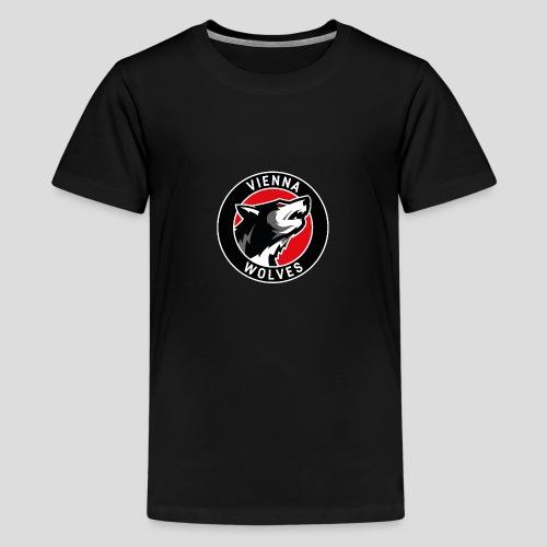 Wolves Logo 2019 - Teenager Premium T-Shirt